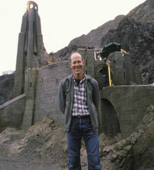 Grant-Major-on-LOTR-Set