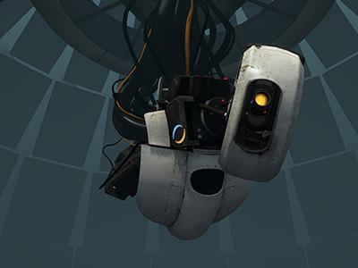 GLaDOS. I hear there will be cake.